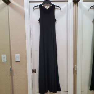 NWOT Maxi Thigh Slit Dress
